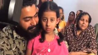 Naxal Uncle, Please Release My Father: 5-Yr-Old Shragvi's Emotional Appeal To Release Abducted CRPF Soldier