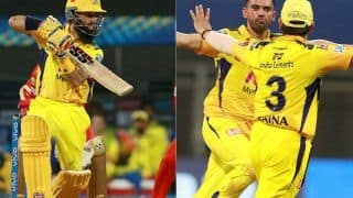 Ipl 2021 pbks vs csk deepak chahar 4 wicket hausl moeen ali guides chennai super kings to 6 wicket win 4591203