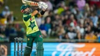 Sa vs pak 1st t20i mohammad rizwan 74 helps highest ever run chase for pakistan in t20i 4575837
