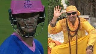 'Izzat Bhi, Paisa Bhi' - Sehwag Hails Morris With Hilarious Meme After Royals Win