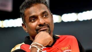 Muralitharan Undergoes Angioplasty in Chennai