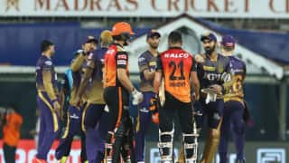 Ipl 2021 srh vs kkr match report and highlights kolkata knight riders beat sunrisers hyderabad by 10 runs 4577253