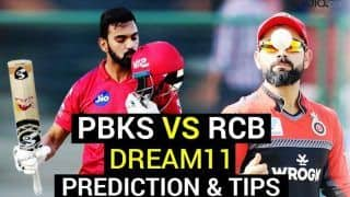 PBKS vs RCB Dream11 Team Prediction VIVO IPL 2021: Captain, Fantasy Playing Tips - Punjab Kings vs Royal Challengers Bangalore, Probable XIs For Today's T20 Match 26 at Narendra Modi Stadium, Ahmedabad 7.30 PM IST April 30 Friday