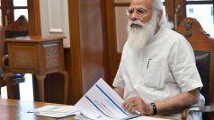 PM Modi कुछ देर में वाराणसी में COVID19 की स्थिति की समीक्षा मीटिंग में करेंगे