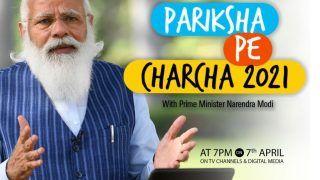 Pariksha Pe Charcha 2021: PM Modi to Interact With Students, Parents & Teachers at 7 PM Tonight
