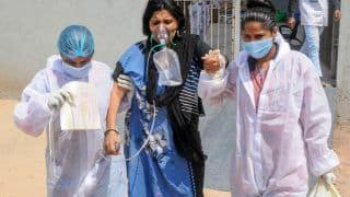 Photos Show How Hospitals, Patients Across Country Reel Under Covid-19 Stress