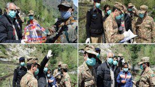 LoC पार कर आए युवक को मिठाई और कपड़े के साथ वापस भेजा, पाकिस्तानी अधिकारियों को सौंपा