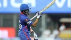 IPL 2021: ताबड़तोड़ रन बरसा रहे हैं Prithvi Shaw, टीम इंडिया में चयन पर बोले...