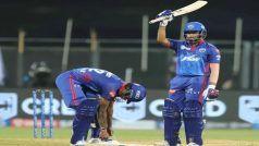 IPL 2021: Shikhar Dhawan ने यूं की Prithvi Shaw की बैटिंग की तारीफ, 'बेटे शेर हो तुम'