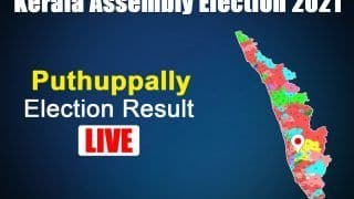 Puthuppally Election Result: INC's Oommen Chandy Won