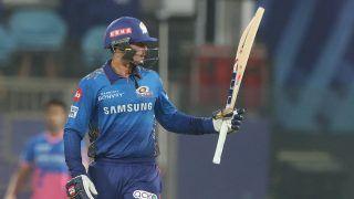 IPL 2021 Match Report, MI vs RR Scorecard: Quinton De Kock Guides Mumbai Indians to Seven-Wicket Win Over Rajasthan Royals