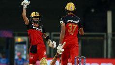 IPL 2021, RCB vs RR: आरसीबी ने लगाया 'विजयी चौका', जानिए जीत के 5 बड़े कारण