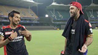 WATCH | Maxwell-Chahal's Hilarious BANTER Ahead of IPL Season Opener