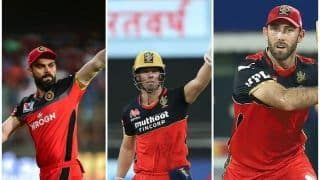 Virat Kohli, Glenn Maxwell or AB de Villiers - Who to Pick as Captain, Vice Captain of Your Dream11 Team For RCB vs KKR IPL 2021 Match 10 at Chennai?