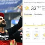 IPL 2021, RCB vs RR Match 16 at Wankhede Stadium: Weather Forecast, Pitch Report, Predicted Playing XIs, Head to Head, Toss Time For Royal Challengers Bangalore vs Rajasthan Royals