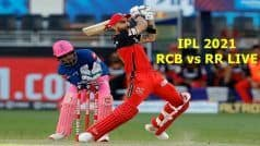 IPL 2021: RCB vs RR LIVE: मैच शुरू- जोस बटलर और मनन वोहरा ओपनिंग पर उतरे