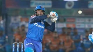 I am impressed with rishabh pant because he is big match winner player bcci president sourav ganguly 4555310