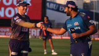 IPL 2021 KKR vs MI: टॉस जीतकर पहले गेंदबाजी करेगी कोलकाता नाइट राइडर्स; क्रिस लिन की जगह क्विंटन डी कॉक को मौका