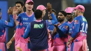 Rajasthan Royals Contribute Towards Covid-19 Relief