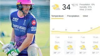IPL 2021, RR vs PBKS Match 4 at Wankhede Stadium: Weather Forecast, Pitch Report, Predicted Playing XIs, Head to Head, Toss Timing, Squads For Rajasthan Royals vs Punjab Kings