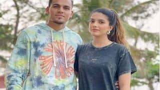 Rahul Chahar Gives Fans a Glimpse of His Hot Hairstylist Ishani Ahead of DC-MI IPL 2021 Clash | SEE PIC