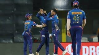 IPL 2021 Report: Chahar, Boult Guide Mumbai Indians to 13-Run Win Over Sunrisers Hyderabad