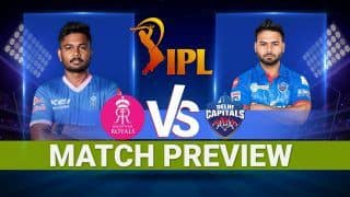Rajasthan Royals vs Delhi Capitals IPL 2021 Latest Match Preview: Predicted Playing 11, Mumbai Weather, Wankhede Pitch