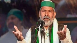 Farmers Protests: राकेश टिकैत ने कहा-सरकार को किसानों के साथ शाहीन बाग जैसा बर्ताव नहीं करना चाहिए