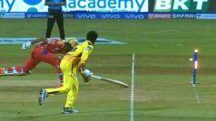 IPL 2021, PBKS vs CSK: Ravindra Jadeja ने डाइव लगाकर पकड़ा क्रिस गेल का कैच, KL Rahul भी बने शिकार, देखें VIDEO