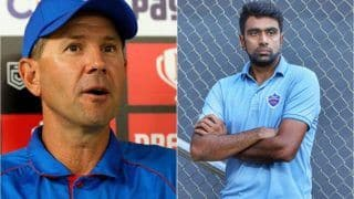 Stay Safe And Look After Your Family: DC Coach Ponting's Message For Ashwin