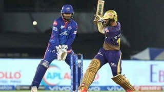Rishabh Pant Advises Axar Patel During DC vs KKR IPL 2021 Game, Video Goes Viral | WATCH