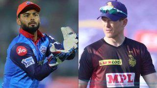 Live Score and Updates, DC vs KKR, Vivo IPL 2021: दिल्ली ने 11 तो कोलकाता ने जीते हैं 14 मुकाबले, आज कौन मारेगा बाजी ?