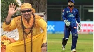 Virender Sehwag Slams Rishabh Pant's Captaincy After RCB Beat DC in IPL 2021 Game, Rates it 3 Out of 10