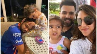Happy Birthday Rohit Sharma: Ritika Sajdeh Wishes Husband in Most Lovable Manner as MI Skipper Turns 34 | SEE POST