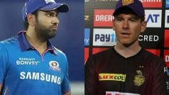 IPL 2021 KKR vs MI Live Updates and Score in Hindi: Quinton de Kock सस्‍ते में आउट