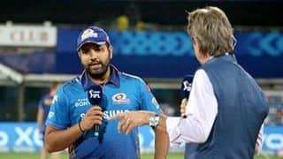 Mumbai Indians Captain Rohit Sharma Fined Rs 12 Lakh For Slow Over Rate During IPL 2021 Game vs Delhi Capitals, Could Face Ban