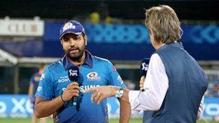 IPL 2021, KKR vs MI Live: Rohit Sharma ने टॉस के दौरान बताई मुंबई की कमी, बोले- हमने इसपर चर्चा की है