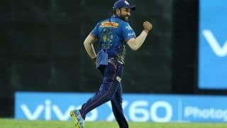 'Don't See a Game Like This Often': Rohit Sharma Lauds Teammates After Mumbai Indians Win Over KKR