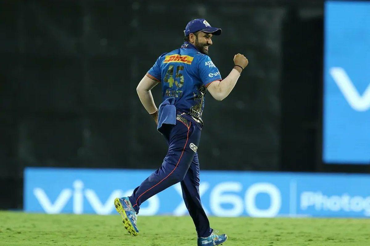 Rohit Reacts After MI Beat SRH