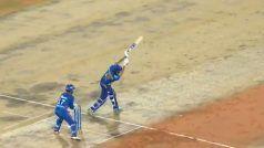 DC vs MI, Live: Rohit Sharma ने अश्विन की गेंद पर लगाया एक हाथ से छक्का, वायरल हुआ वीडियो