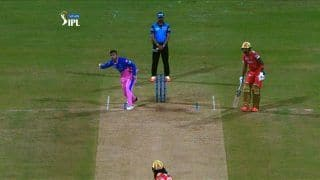 Riyan Parag's Bizarre Bowling Action During RR-PBKS IPL 2021 Game Sparks Hilarious Meme Fest | WATCH VIDEO