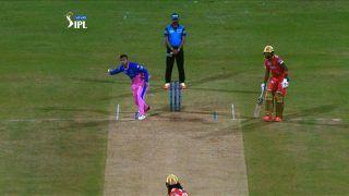 WATCH | Riyan Parag's BIZARRE Kedar-esque Bowling Action Sparks Meme Fest