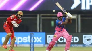 IPL 2021, RR vs PBKS: संजू सैमसन का रिकॉर्ड शतक बेकार; रोमांचक मैच में पंजाब ने 4 रन से राजस्थान को हराया