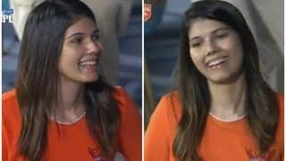 SRH Mystery Girl Kavya Maran's Million-Dollar Smile Goes Viral After Sunrisers Hyderabad Beat Punjab Kings in IPL 2021, Twitterverse React | WATCH VIDEO