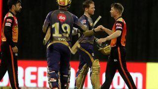 IPL 2021: रविवार को SRH की KKR से भिड़ंत, दोनों टीमों के इन 11 खिलाड़ियों पर होंगी नजरें...