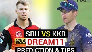 SRH vs KKR Dream11 Team Prediction VIVO IPL 2021: Captain, Vice-captain, Fantasy Playing Tips, Probable XIs For Today's Sunrisers Hyderabad vs Kolkata Knight Riders T20 Match 3 at MA Chidambaram Stadium, Chennai 7.30 PM IST April 11 Sunday