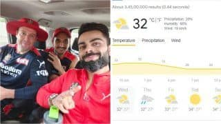 IPL 2021, SRH vs RCB Match 6 at MA Chidambaram Stadium: Weather Forecast, Pitch Report, Head to Head, Predicted Playing XIs, Toss Timing, For Sunrisers Hyderabad vs Royal Challengers Bangalore