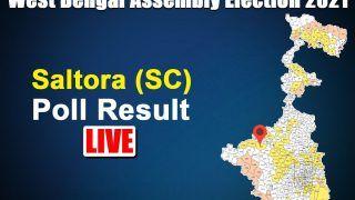 Saltora Assembly Election Result 2021: BJP's Chandana Bauri Wins