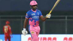 Sanju Samson कप्तान के तौर पर IPL डेब्यू मैच में शतक जड़ने वाले पहले बल्लेबाज, इस मामले में अब बस विराट से पीछे