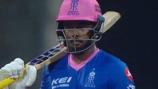 Sanju Samson Says 'Shocked to See no Dew And Ball Turning' at Wankhede After MS Dhoni's CSK Beat RR in IPL 2021 Game